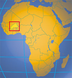 Burkina Faso, West Africa