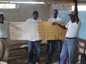 Haiti peasant organization planning