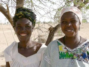 Women leaders in Burkina Faso