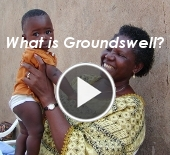 What is Groundswell International?